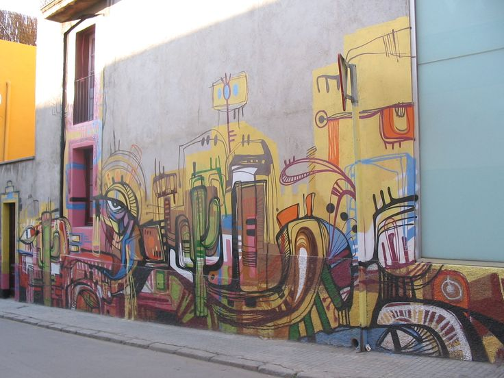 Best Anna Taratiel Images On Pinterest Anna Artists And Art - Guy paints over graffiti and rewrites them in a more legible way