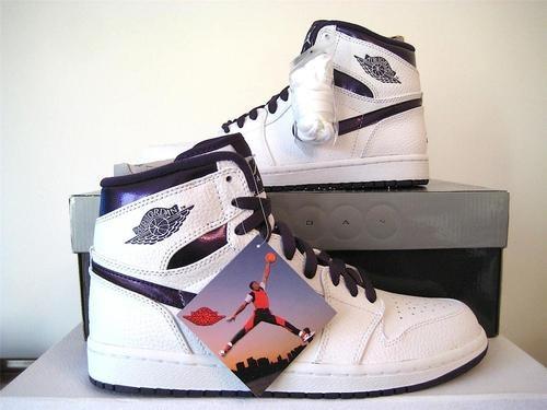 Air Jordan 1 25e Anniversaire Ebay Uk