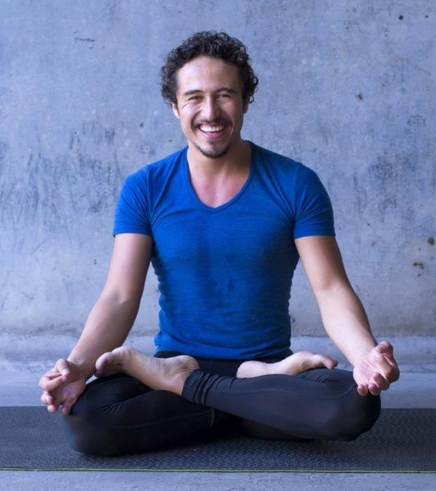 how to start yoga for men