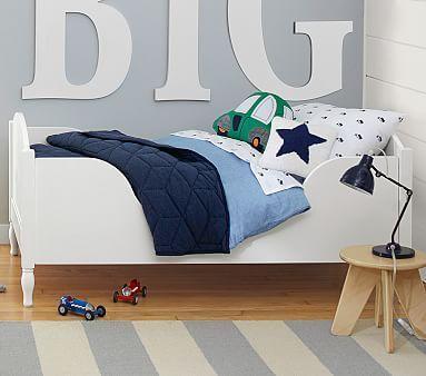 Shelter Toddler Bed #pbkids