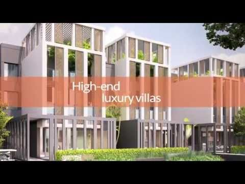 The massive project N5R is working with, Wave City Center in Noida, India, has many sectors to it. One of them is called Belleville park, a high-end luxury sanctuary that allows you to indulge in the finer qualities of life.