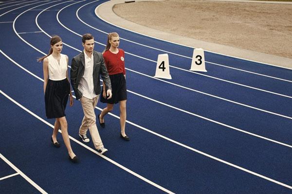 **Denmark Attire ~ Opening Ceremony of the 2012 London Olympics