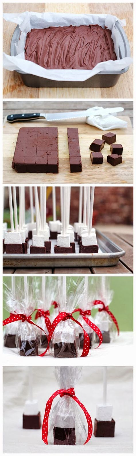 .~Hot Chocolate on a Stick Tutorial~.