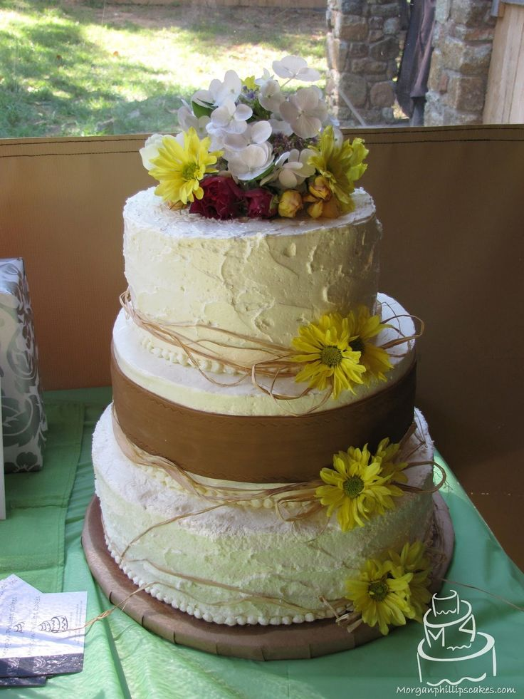 square black and white wedding cakes pictures%0A Pix For  u   e Simple Country Wedding Cakes