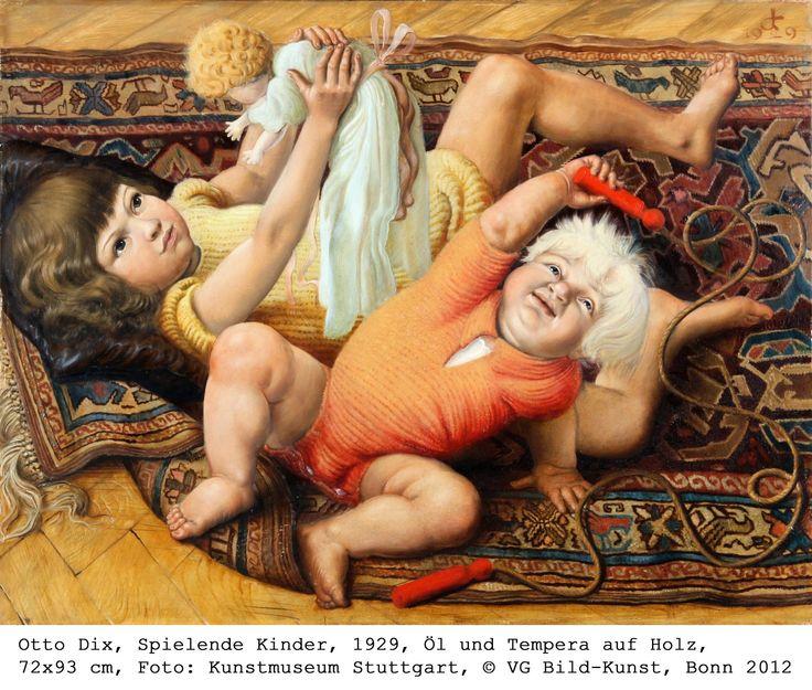 120 Werke von Otto Dix im Kunstmuseum Stuttgart - Aktuelle Bildergalerien zu Unfällen, Sport, Nachtleben und Veranstaltungen aus Pforzheim und dem Enzkreis - Pforzheimer Zeitung