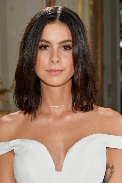 Schulterlange Haare Sind Der Derzeit Schönste Frisurentrend Lena