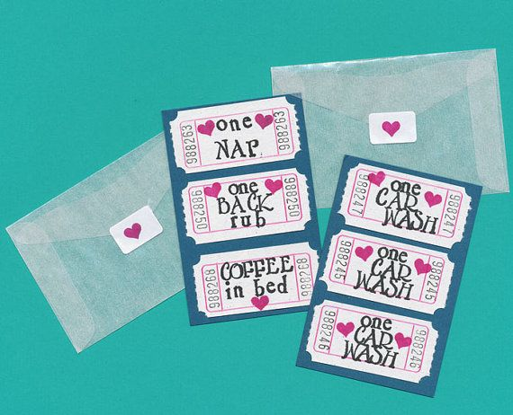 valentine's coupon book ideas for her