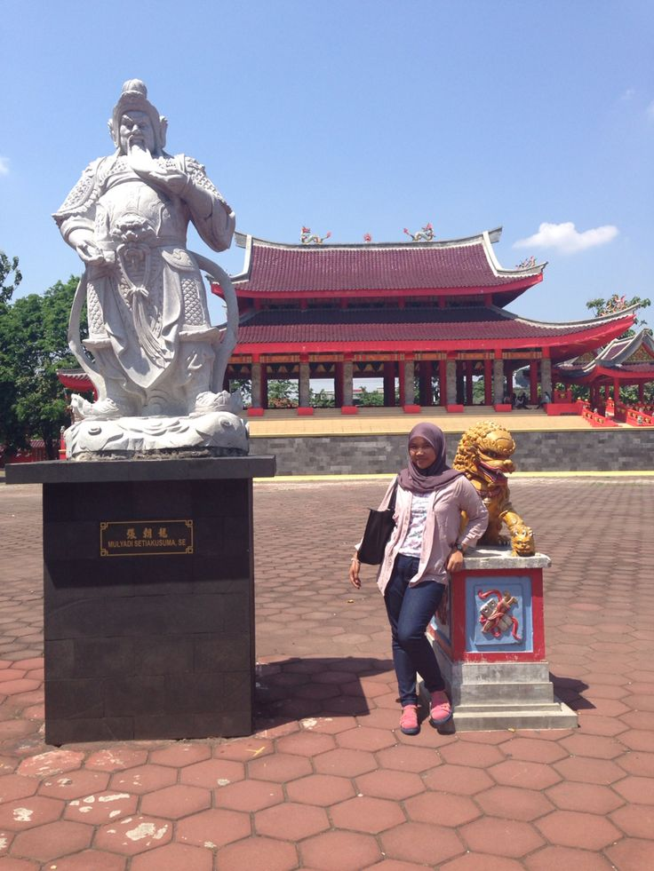 Sham Poo Kong, Semarang Indonesia