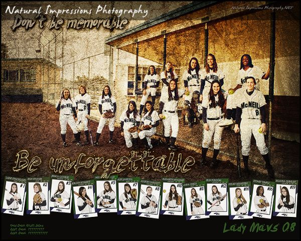 Softball poster Photo Ideas | BLOG - Natural Impressions Photography