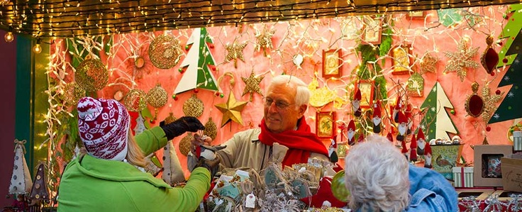 Cambria Christmas Market!