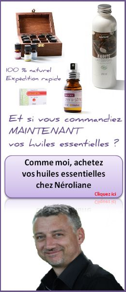 achat huiles essentielles néroliane