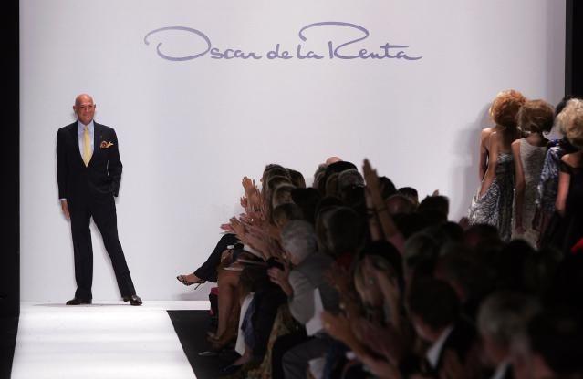 20 Photos of Oscar de la Renta: 1960s to 2014: The Legacy of Oscar de la Renta