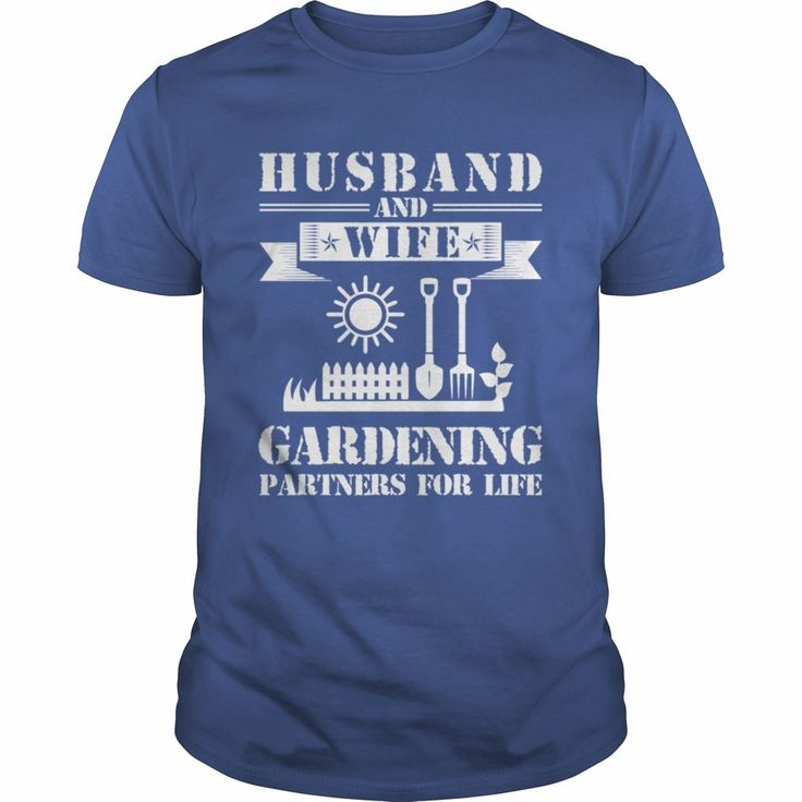 Husband And Wife Gardening Partners TShirt, Order HERE ==> https://www.sunfrog.com/Pets/123041422-667386623.html?6789, Please tag & share with your friends who would love it, backyard #garden, #garden art, indoor garden #ehre, #animals, #goat  gardening art, gardening for beginners, gardening party, gardening plans  #legging #shirts #tshirts #ideas #popular #everything #videos #shop