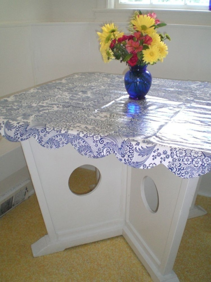 Perfect Oilcloth Tablecloth     Custom Made Square Tablecloths By Modern June .