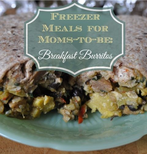 Breakfast is so important especially when you're tired and have a little one to care for. Having a healthy, hearty breakfast is also vital for those who are breastfeeding. These freezer-friendly burritos are tasty, cheap, and healthy