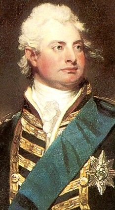 King William IV. England. He succeeded his brother, George IV, whose only child and heir  had died.  William IV did not have an heir, either, so his neice Victoria succeeded him.