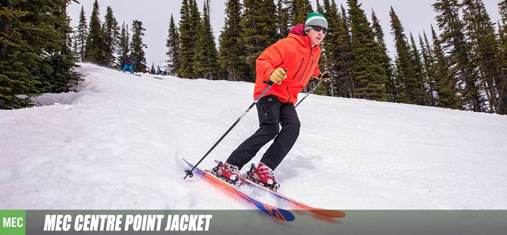We've reviewed MEC's Fall 2016 men's jacket for #opxCanmore!