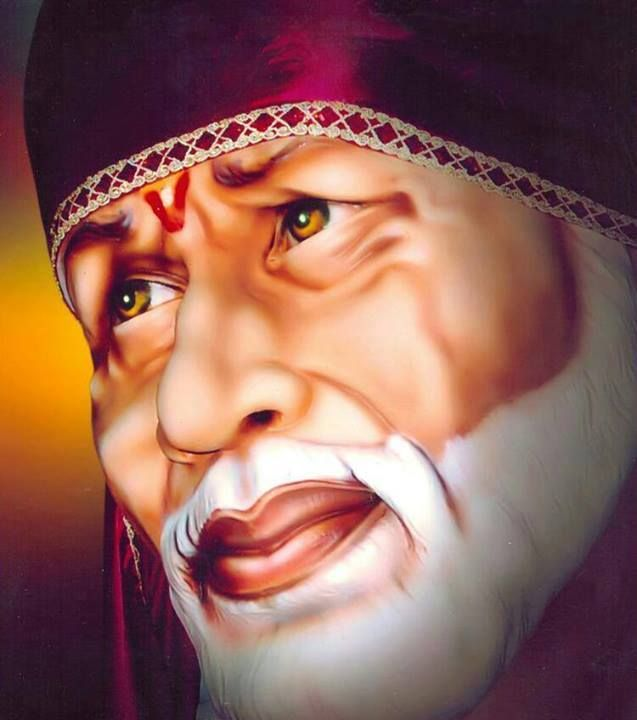 God always has something for you, a key for every problem, a light for every shadow, a relief for every sorrow & a plan for every tomorrow...  The only thing we need to have for a peaceful life is TRUST him with no doubts..then he would sail our boat smoothly.  Happy Baba's Day tO All Of You... Baba Sai Bless You All