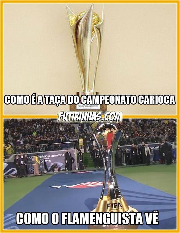 Como o Flamengo vê o campeonato carioca | FUTIRINHAS - Tirinhas e Vídeos de Futebol