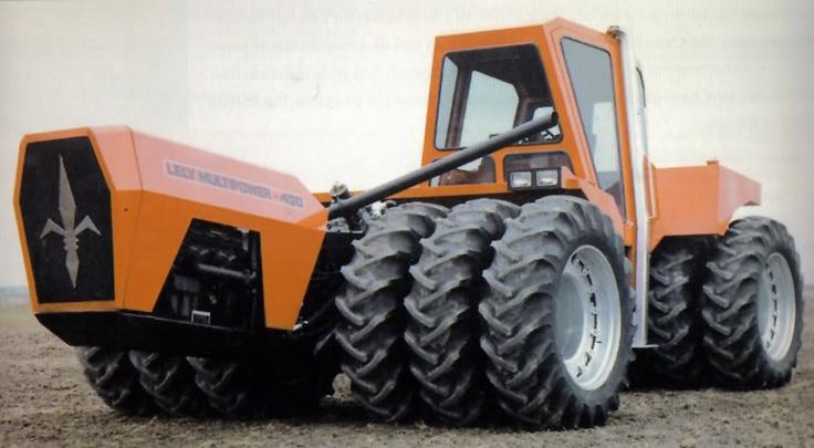 Lely Multipower 420 Tractoren Pinterest