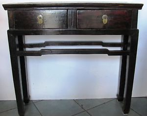 eBay Antique Furniture   Chinese Antique Console Table