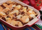This is a meal my whole family loved.It is     Au'Graten Potato Bake