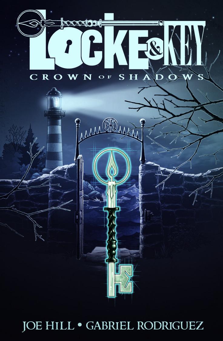 Locke & Key, Crown of ShadowsWorth Reading, Graphics Novels, Book Worth, Comics Book, Crowns, Locks Keys, Joe Hills, Gabriel Rodriguez, Shadows