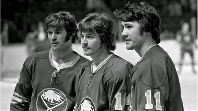 The French Connection - Martin, Robert, Perreault