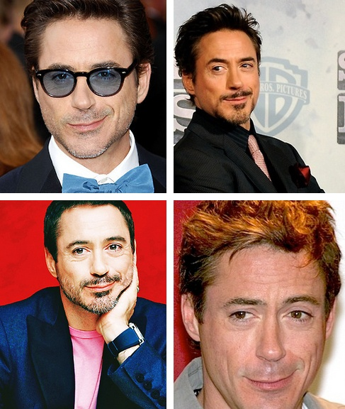 Robert Downey Jr Kids: Things I Like About RDJ: His Quirky Half-smile.