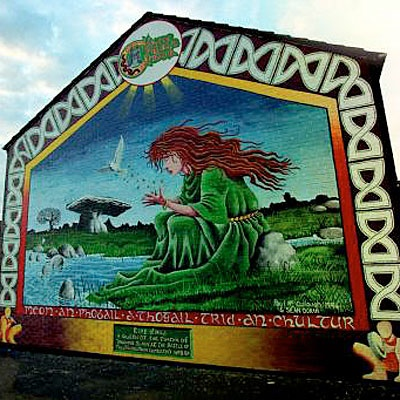 1000 images about murals street art on pinterest like for Mural irlande
