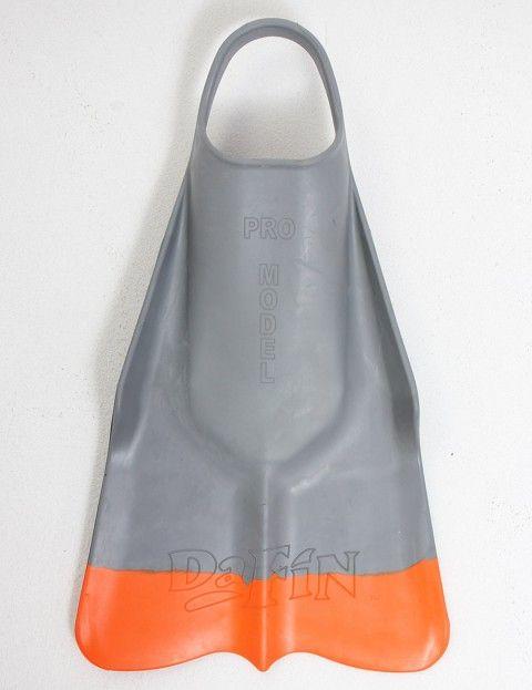 Da Fin Swimfin - Grey/Orange