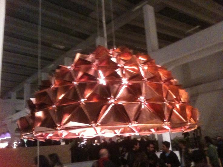 Copper tortuga light