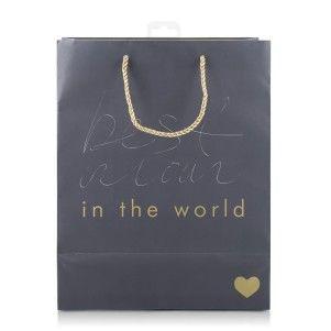 Best Mom Foil Gift Bag | Woolworths.co.za
