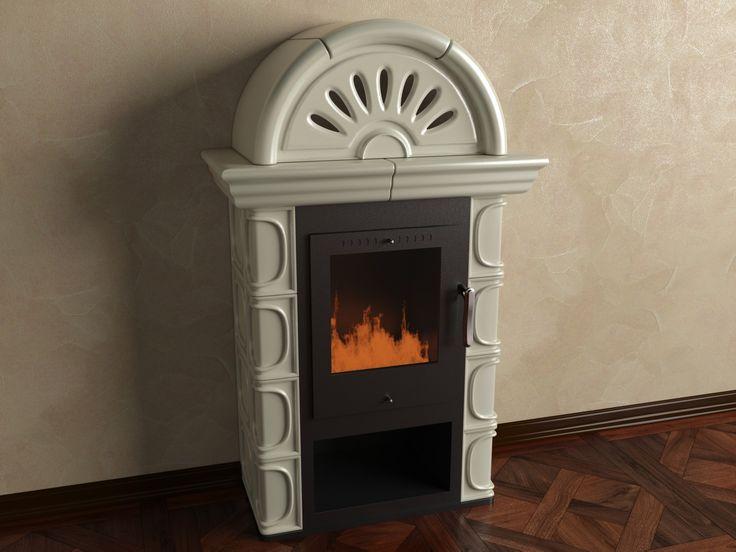 Heating Furnace Borgholm Max - 3D Model