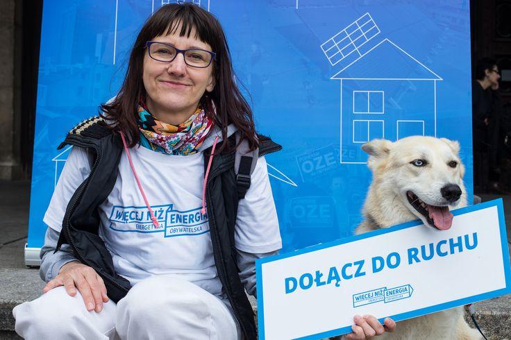 Więcej niż energia - energetyka obywatelska. Podpisz apel na www.wiecejnizenergia.pl