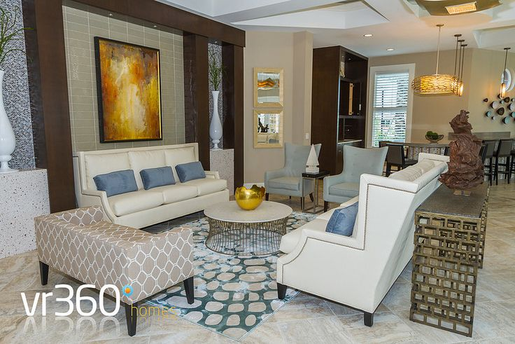 Solterra Resort, Davenport, Florida - Indoor Clubhouse Lounge. http://www.vr360homes.com/north-america/florida/disney-orlando-villas/solterra-resort/