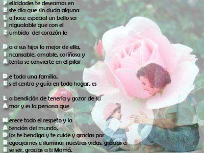 Gracias Madre Quotes 53 best día de la madre images on pinterest | happy day, mothers