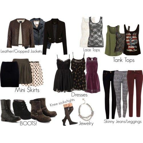 Aria Montgomery Style                                                                                                                                                                                 Mais