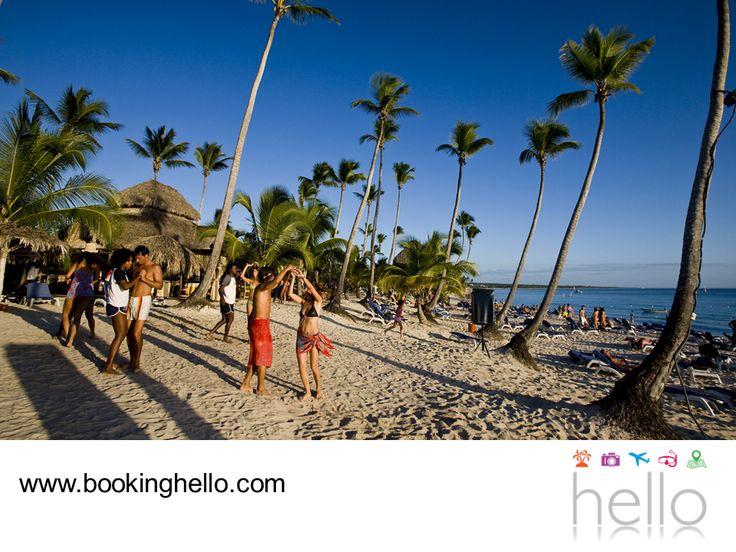 EL MEJOR ALL INCLUSIVE AL CARIBE. El Caribe dominicano tiene un sinfín de playas espectaculares y escenarios increíbles para que tú y tus amigos, tengan unas vacaciones llenas de diversión. Atrévete a descubrir una nueva forma de romper la rutina y disfrutar los mejores destinos, adquiriendo alguno de los packs all inclusive de Booking Hello. Visita www.bookinghello.com y conoce todos los beneficios que puedes obtener. #elmejorpaquetealcaribe