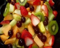 Mix Fruit Salad Recipe is made of different type of fruit, lemon juice and apple juice. We can make delicious and healthy salads using all these fruits.