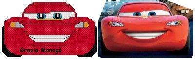 Saetta McQueen - Le crocette di Grazia