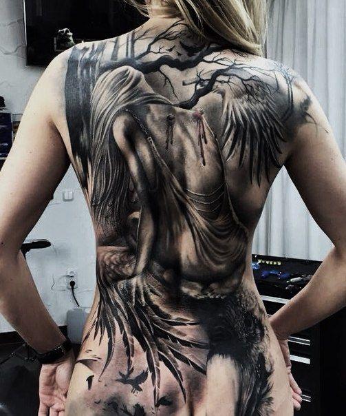 amazing tattoo art