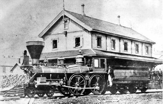 brockville-ottawa-railway-depot-brockville-on-a-1860s