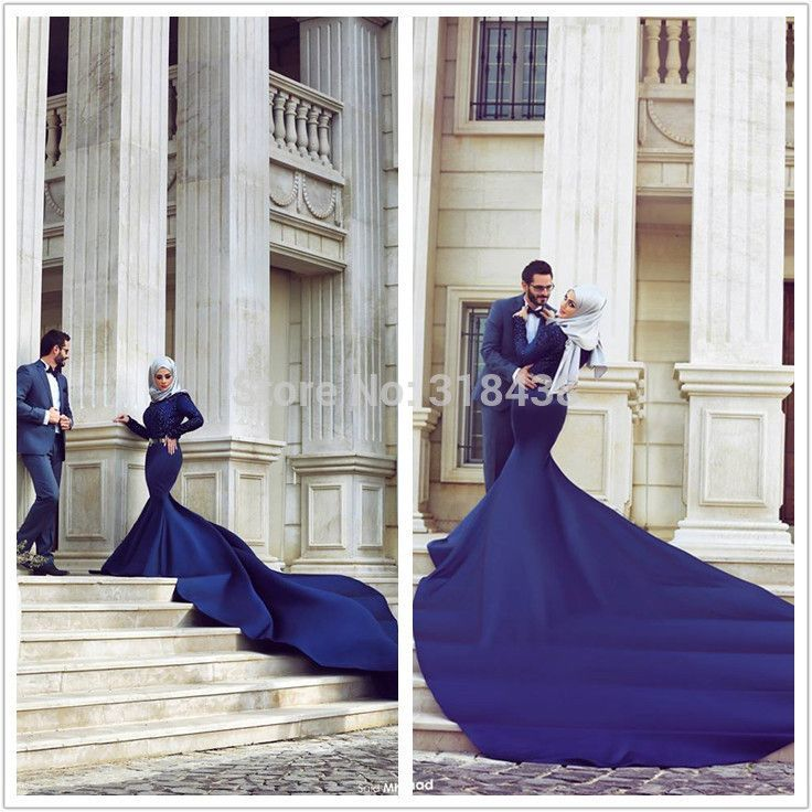Elegant Long Sleeve Wedding Dress Muslim Dress 2015 Simple: 25+ Best Ideas About Muslim Wedding Dresses On Pinterest