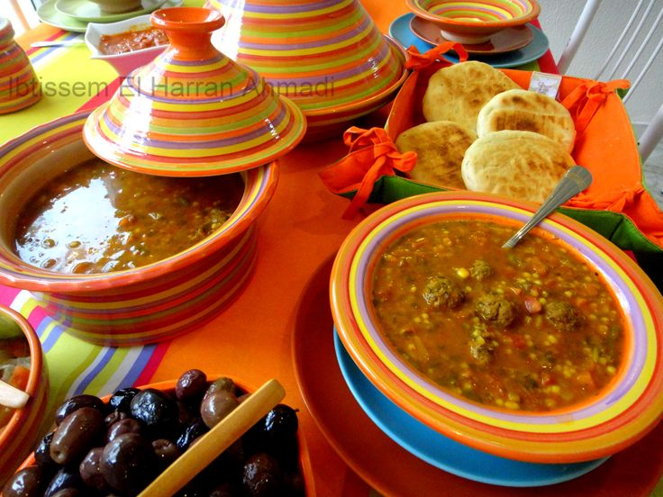 Les 280 meilleures images propos de la cuisine - Plan cuisine tunisienne ...