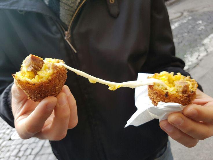 Suppli #foodtours #localaromas