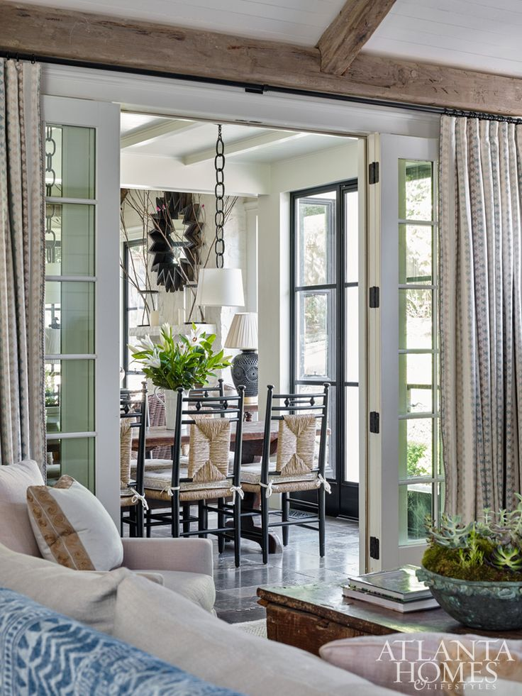 Buckhead Cottage dining room