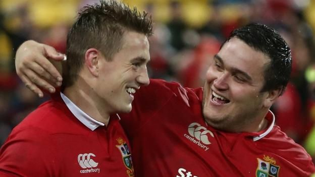 Lions head coach Warren Gatland says his side should expect a ferocious All Blacks response in the final Test next Saturday.