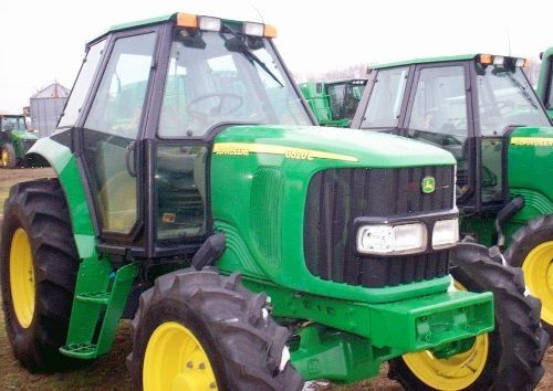 John Deere 6120, 6220, 6320, 6420, 6520 and -L Tractors Diagnosis and Tests Service Manual (tm4646)