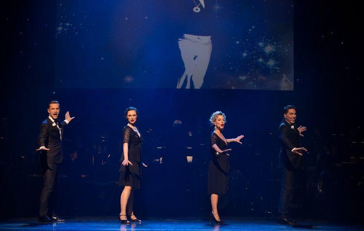 Fascinatin' Rhythm in Queensland Ballet's Strictly Gershwin  Photo David Kelly